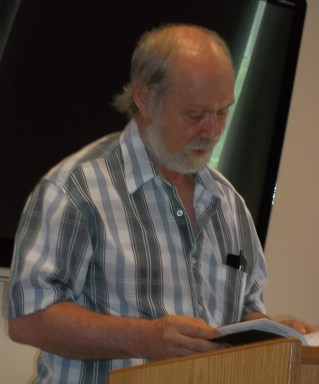Anthology_Launch - Another picture of Rod Stone
