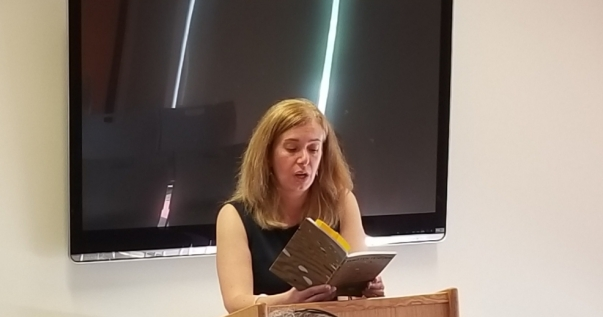 Anthology_Launch - Renee Segroi reading